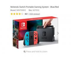 *SOLD* Nintendo Switch (under 8 months warranty) *PRICE REDUCED*