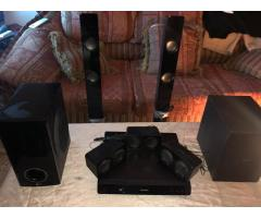 Philips Dvd Home Theater System .